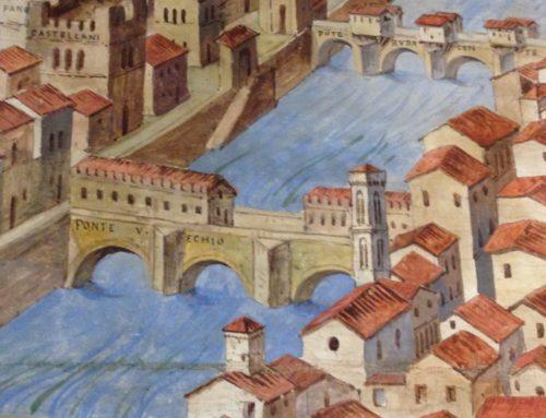 Ponte Vecchio non è più lo stesso!