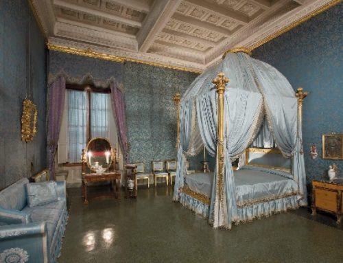 La camera da letto della bela Rosin