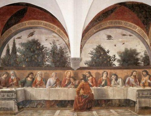 Chiesa di Ognissanti e Cenacolo del Ghirlandaio